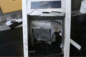 Ανατίναξαν ΑΤΜ στο Βαρνάβα: Οι δράστες κατάφεραν να διαφύγουν!