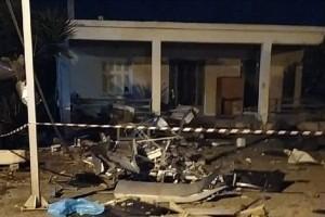 Χαμός στις Μυκήνες: Ωστικό κύμα κατέστρεψε σπίτια!