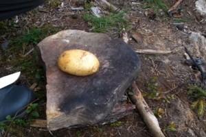 Ρίξτε ένα αυγό μέσα σε πατάτα και περιμένετε 5 λεπτά! Το αποτέλεσμα... θα σας αφήσει άφωνους!