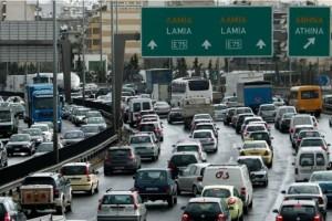 Κίνηση στους δρόμους της Αθήνας! Πού έχει μποτιλιάρισμα;