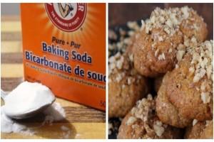 Αν βάλετε μαγειρική σόδα στα μελομακάρονα και δείτε το αποτέλεσμα θα τα τρώτε όλο τον χρόνο!