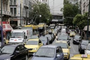 Χάος: Κλειστό το κέντρο της Αθήνας! Μποτιλιάρισμα στους δρόμους!