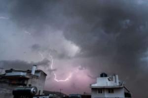 Καιρός: Βροχές και καταιγίδες σε όλη τη χώρα!