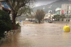 Συναγερμός στα Χανιά: Πλημμύρισαν σπίτια από την κακοκαιρία! (photos-video)