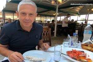 Ο Τάσος Δούσης προτείνει την καλύτερη ψαροταβέρνα του Ναυπλίου!