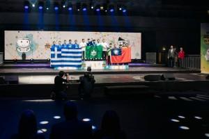 Παγκόσμια πρωτιά για την Ελλάδα στην Ολυμπιάδα Εκπαιδευτικής Ρομποτικής 2019!