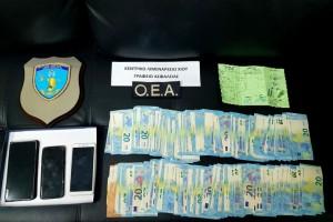 Χίος: Βρέθηκαν 10 παράνομοι μετανάστες μέσα σε φορτηγό και 5.500 ευρώ!
