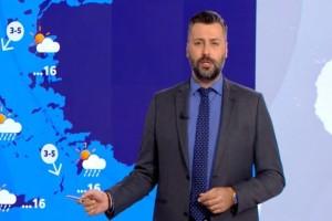 Γιάννης Καλλιάνος: Έντονα καιρικά φαινόμενα και χαλαζοπτώσεις θα πλήξουν αύριο την Αθήνα!