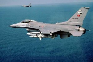 Νέα τουρκική πρόκληση στο Αιγαίο: Υπέρπτηση μαχητικών F-16 πάνω από το Καστελόριζο!