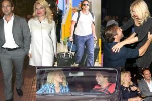Ελένη Μενεγάκη - Ματέο Παντζόπουλος: Έκτακτη ανακοίνωση! Σε πελάγη ευτυχίας το ζευγάρι