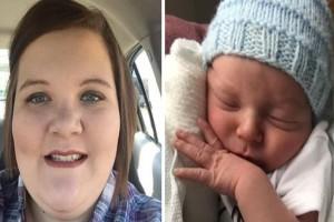 Φρίκη: Μητέρα σκότωσε το μωρό της! (photos-video)