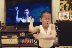 Ο Μπρους Λι σε... μίνι έκδοση (video)!