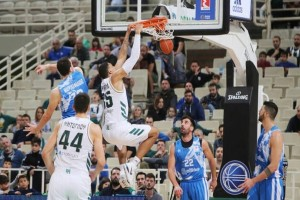 Basket League: Πέρασε από το Ιβανώφειο η ΑΕΚ! Ξέσπασε στον Ιωνικό ο Παναθηναϊκός! (Video)