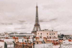 """Η φωτογραφία της ημέρας: Παρίσι! Η μαγευτική """"Πόλη του Φωτός""""!"""