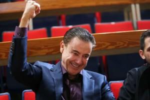 OAΚΑ: Η θεαματική βράβευση του Ρικ Πιτίνο!