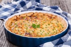 Πανεύκολη συνταγή για τάρτα με γέμιση πατάτας!