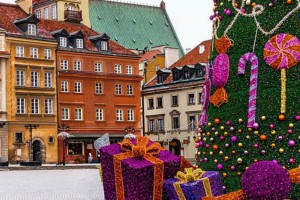 Αυτή είναι η λίστα με τους 50 πιο οικονομικούς προορισμούς για φέτος τα Χριστούγεννα!