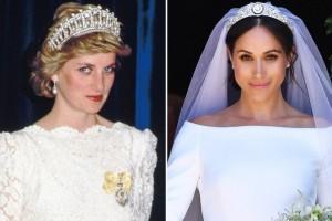 Το μυστικό της Μέγκαν Μάρκλ που την συνδέει με την πριγκίπισσα Νταϊάνα!