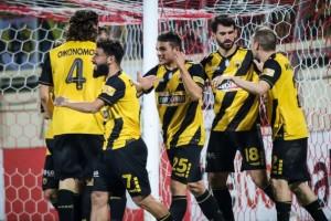 Super League: Απέδρασε με ιταλικό στυλ από την Ξάνθη η ΑΕΚ!