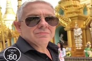 """""""Δεν θα δείτε κάτι παρόμοιο παγκοσμίως"""": Ο Τάσος Δούσης μας ξεναγεί στο κορυφαίο μη τουριστικό προορισμό!"""