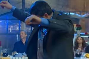 """Τα """"έσπασε"""" όλα ο Σπύρος Παπαδόπουλος: Το ζεϊμπέκικο και τα χιλιάδες views!"""