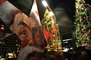 Η Coca-Cola φωτίζει το Χριστουγεννιάτικο Δέντρο, την Πλατεία Συντάγματος και την Οδό Πανεπιστημίου