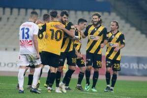 Super League: Διέλυσε τον Πανιώνιο η ΑΕΚ!