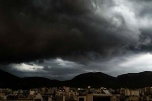 """Καιρός: Έρχεται η κακοκαιρία """"Ετεοκλής"""" με ισχυρές καταιγίδες και μποφόρ!"""
