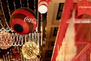 Coca-Cola: Χριστουγεννιάτικη εκδήλωση στο City Link για καλό σκοπό!