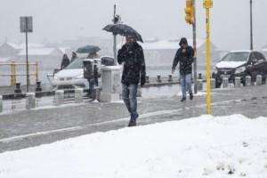 Έρχεται η κακοκαιρία «Διδώ»: Καταιγίδες, πυκνές χιονοπτώσεις και θυελλώδεις άνεμοι! (photos)