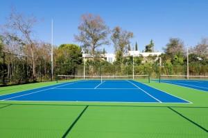 Σύγχρονες αθλητικές εγκαταστάσεις του Δήμου μας στα παροπλισμένα επί δεκαετίες γήπεδα της ΧΑΝ στην Κάτω Κηφισιά.