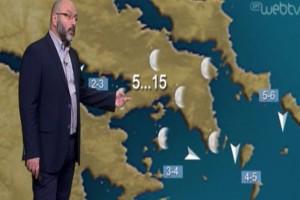 """""""Νέες χιονοπτώσεις από Τρίτη και μάλιστα σε..."""": Έκτακτη προειδοποίηση από τον Σάκη Αρναούτογλου!"""