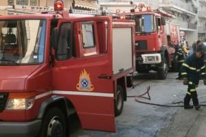 Συναγερμός στο Μοσχάτο: Φωτιά σε διαμέρισμα!