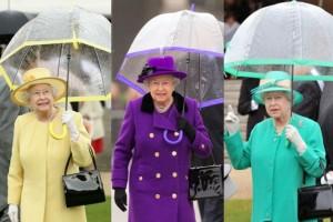 Η Βασίλισσα Ελισάβετ είναι... Fashionista!