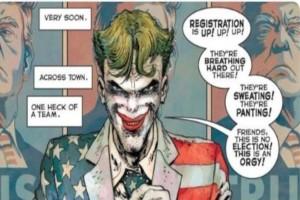 Ντόναλντ Τράμπ: Ο Joker μπαίνει στην πολιτική καμπάνια του!