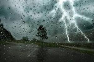 Έκτακτο δελτίο καιρού: Έρχεται σφοδρή κακοκαιρία με χαλάζι και θύελλες!