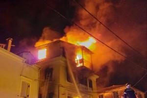 Συναγερμός στην Κέρκυρα: Φωτιά σε μονοκατοικία!