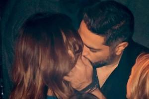 Φουλ ερωτευμένοι Λασκαράκη - Σουλτάτος: Τα καυτά φιλιά που... αναστάτωσαν!
