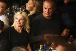 Μαρία Μπεκατώρου: Δεν μπορούσε να κρύψει τον ενθουσιασμό της! Έκανε την αποκάλυψη στην αγκαλιά του