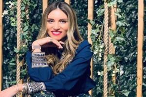 """Αθηνά Οικονομάκου: Μας έδειξε για πρώτη φορά την """"κόρη"""" της!"""