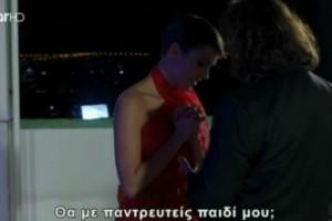 GNTM: Η απίστευτη αντίδραση της Κάτιας στην πρόταση γάμου του συντρόφου της!