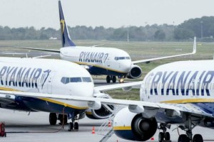 Ryanair: Εισιτήρια μόλις με 5 ευρώ!