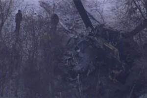 Συνετρίβη στρατιωτικό ελικόπτερο! 3 νεκροί! (Video)