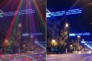 Το Twitter γλεντάει τον Χριστουγεννιάτικο στολισμό στην Αθήνα: «Εκεί θα γυριστεί το επόμενο Star Wars;»