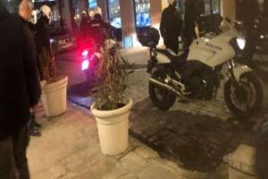 Συναγερμός στη Θεσσαλονίκη: Πυροβολισμοί  έξω από νυχτερινό κέντρο στα Λαδάδικα! (Video)