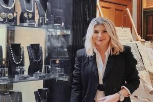 Μια ελληνίδα σχεδιάστρια μονοπωλεί το Βρετανικό Μουσείο
