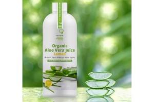 Διαγωνισμός: Κέρδισε 1 Φυσικό Χυμό Αλόης Vivo Verde με γεύση λεμόνι!