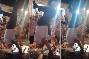 Το πιο τρελό ζεϊμπέκικο στο ελληνικό ίντερνετ! Ο χορός του παππού και τα 3.000.000 views!