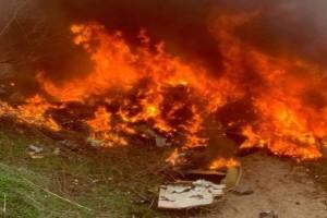 Νέες σοκαριστικές φωτογραφίες από το ελικόπτερο που σκότωσε τον Κόμπι Μπράιαντ! Έγινε χίλια κομμάτια!