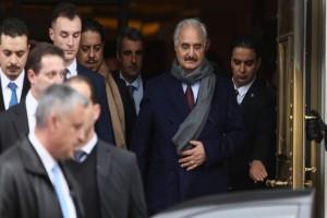Χαλίφα Χαφτάρ: Αναχώρησε από την Αθήνα για το Βερολίνο!